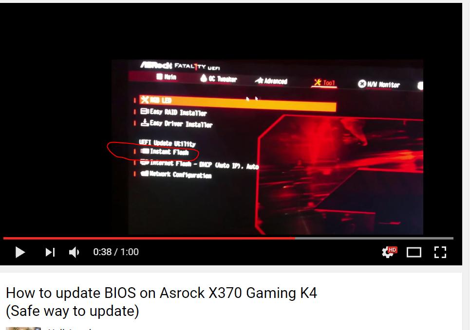更新唔到BIOS | LIHKG 討論區