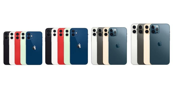 iPhone 12 / 12 pro 10月16日8pm 線上購買